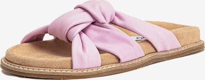 INUOVO Pantolette in pastelllila, Produktansicht