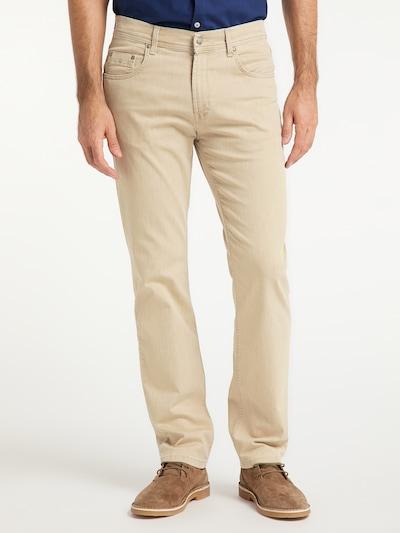 PIONEER Jeans 'RANDO - AUTHENTIC LINE' in beige, Modelansicht