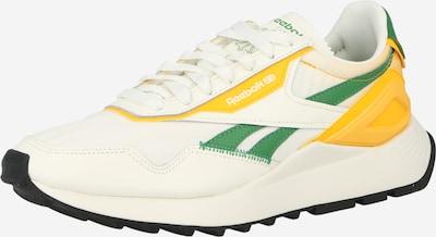 sárga / zöld / fehér Reebok Classics Rövid szárú edzőcipők 'Legacy', Termék nézet