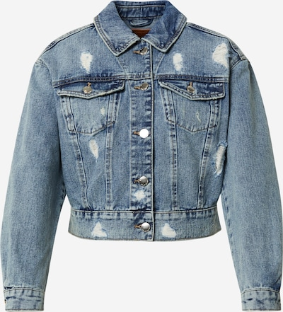 ONLY Jacke 'Malibu' in blue denim, Produktansicht
