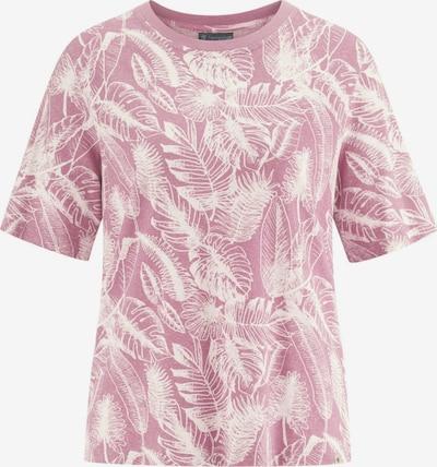 HempAge T-Shirt ' T-Shirt Jersey Jungle Print ' in rosa, Produktansicht