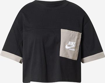 Nike Sportswear Särk 'Heritage', värv must