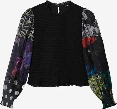 Camicia da donna 'HAMBURGO' Desigual di colore colori misti / nero, Visualizzazione prodotti