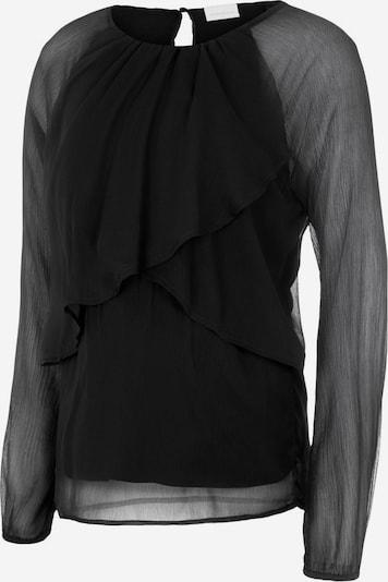 MAMALICIOUS Bluse 'Frida' i sort, Produktvisning