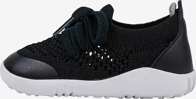 Bobux Lauflernschuh 'Play Knit' in schwarz / weiß, Produktansicht