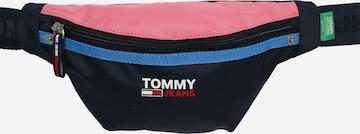 Tommy Jeans Torba na pasek w kolorze niebieski