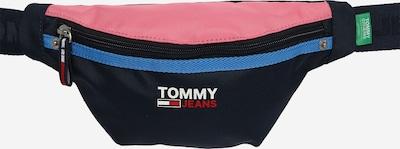 Tommy Jeans Ľadvinka - námornícka modrá / nebesky modrá / staroružová / ohnivo červená / biela, Produkt