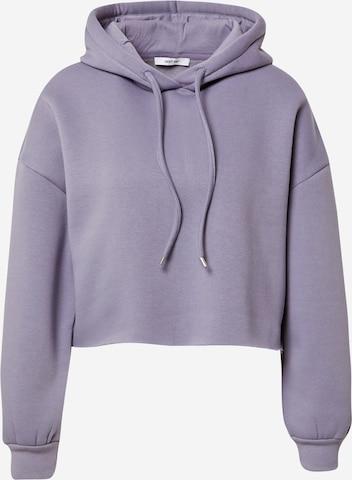 ABOUT YOU Sweatshirt 'Natascha' in Lila