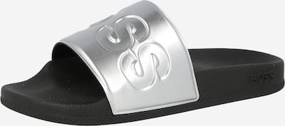 Saboți 'Bay' BOSS Casual pe gri argintiu, Vizualizare produs