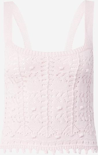 Top brodat DeFacto pe roz pastel, Vizualizare produs