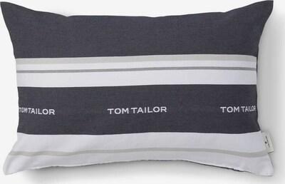 TOM TAILOR Kussens in de kleur Navy / Lichtgrijs, Productweergave