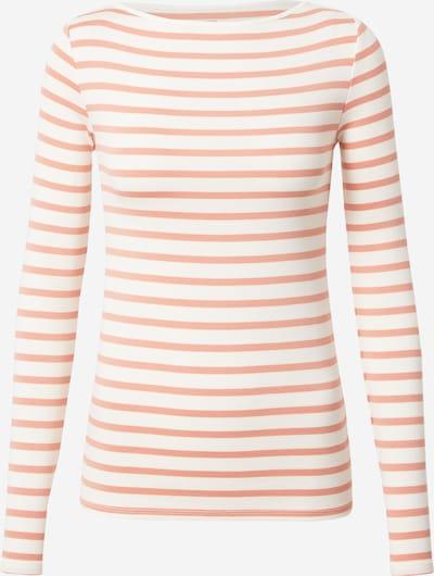 GAP Shirt in lachs / weiß, Produktansicht