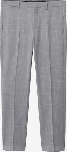 MANGO MAN Hose 'paulo' in grau / weiß, Produktansicht