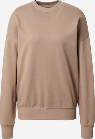 A LOT LESS Sweatshirt 'Rosie' - (GOTS) in Beige