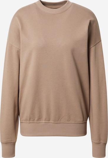A LOT LESS Sweat-shirt 'Rosie' en taupe, Vue avec produit