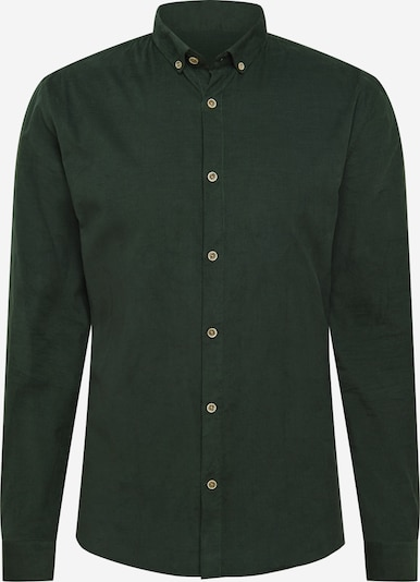 Lindbergh Hemd in dunkelgrün, Produktansicht
