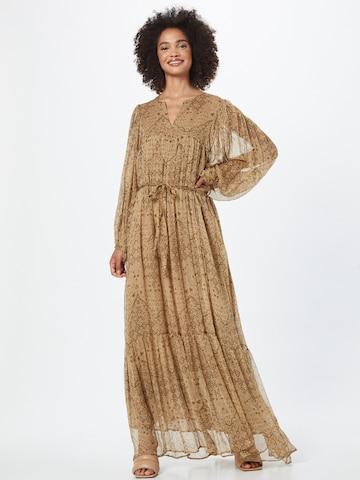 Mes Demoiselles - Vestido 'CARTIER' en marrón