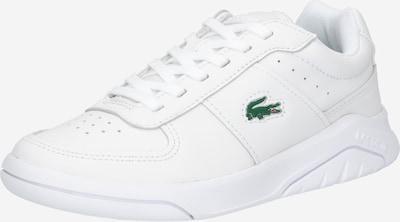 LACOSTE Matalavartiset tennarit 'GAME ADVANCE' värissä valkoinen, Tuotenäkymä