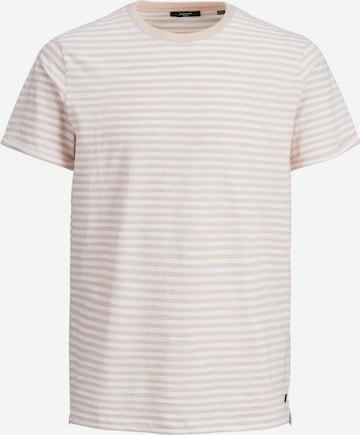 JACK & JONES T-Shirt 'Blabeach' in Orange