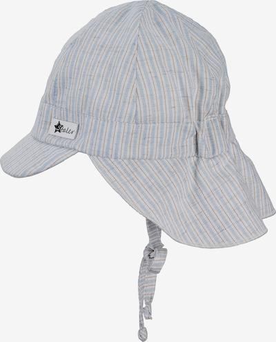 STERNTALER Hut in rauchblau / weiß, Produktansicht