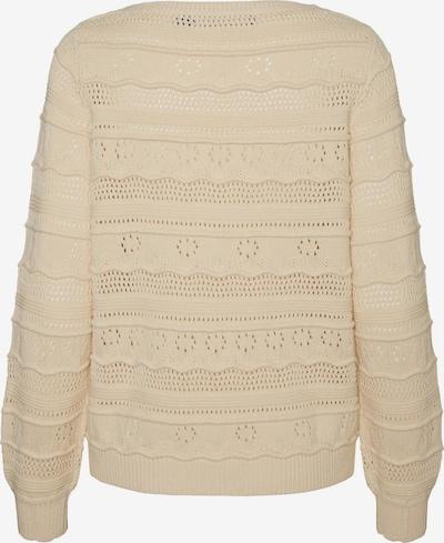 VERO MODA Pullover 'Threed' i beige, Produktvisning