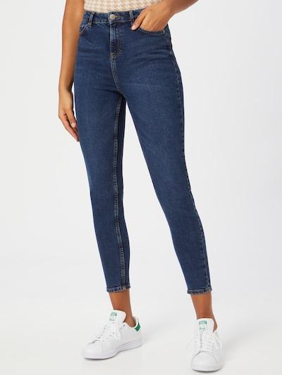 Jeans 'Emily' Miss Selfridge pe albastru închis, Vizualizare model