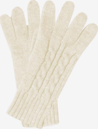 SAMAYA Strickhandschuhe 'REYDA' in beige, Produktansicht