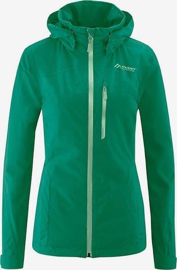 Maier Sports Jacke in grün, Produktansicht