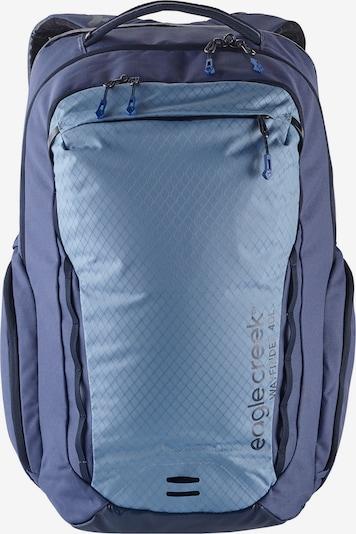 EAGLE CREEK Rucksack 'Wayfinder' in blau / hellblau / schwarz, Produktansicht