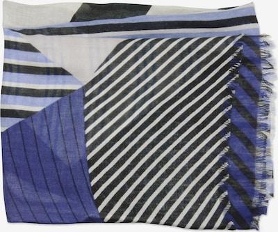 MJM Schal 'Multi Stripe' in blau / mischfarben, Produktansicht