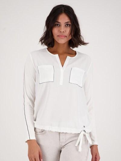 monari Bluse in weiß, Modelansicht