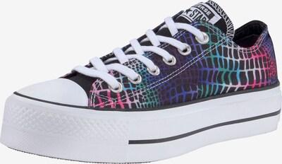 CONVERSE Baskets basses 'Chuck Taylor All Star' en mélange de couleurs, Vue avec produit
