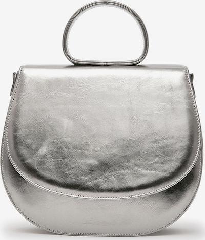 Gretchen Schultertasche 'Ebony Loop Bag Two' in silber, Produktansicht