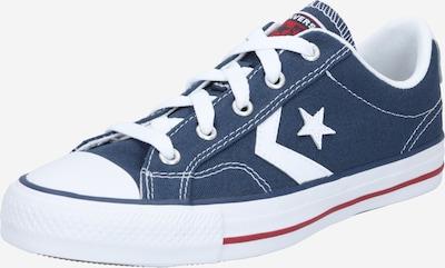 CONVERSE Zapatillas deportivas bajas 'Star Player OX' en azul paloma / rojo / blanco, Vista del producto