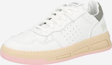 WOMSH Sneaker low i hvit