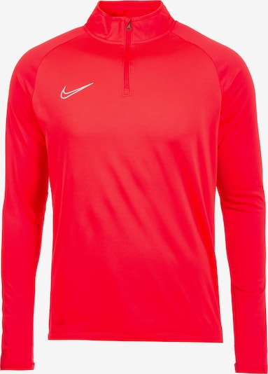 NIKE Shirt in neonrot / weiß, Produktansicht