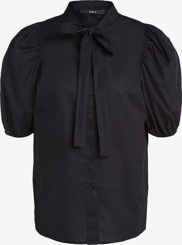 SET Bluse i svart