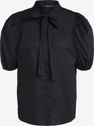 SET Bluse in schwarz, Produktansicht
