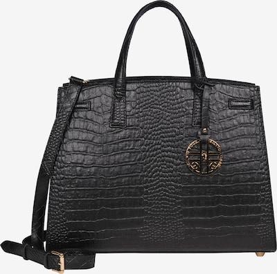 Silvio Tossi Handbag in Black, Item view