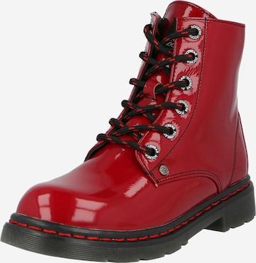 Dockers by Gerli Saabas, värv punane