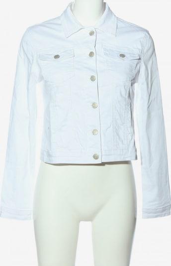 Hailys Jeansblazer in M in weiß, Produktansicht
