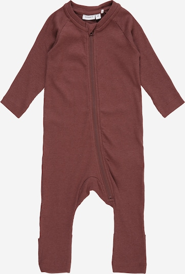NAME IT Ensemble 'RINKA' en marron, Vue avec produit