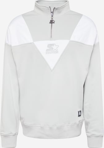 Sweat-shirt Starter Black Label en gris