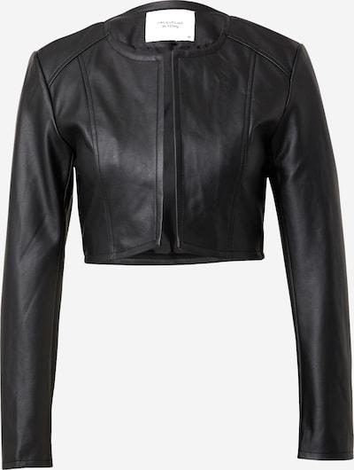 JACQUELINE de YONG Bolero in schwarz, Produktansicht