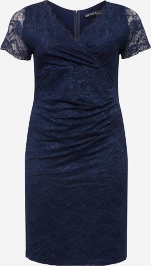 SWING Koktejlové šaty - námořnická modř, Produkt