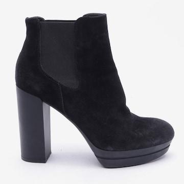 HOGAN Dress Boots in 38 in Black