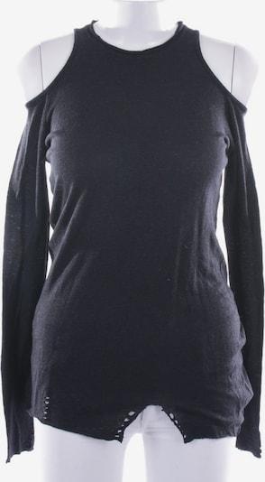 ZOE KARSSEN Strickpullover in XS in schwarzmeliert, Produktansicht