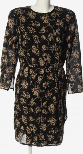 Ungaro Langarmkleid in L in creme / schwarz, Produktansicht