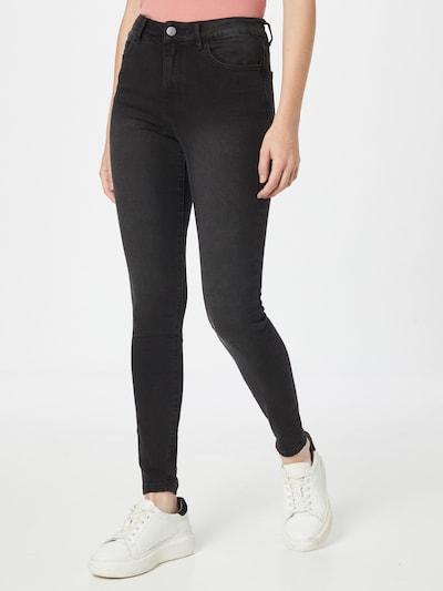 VILA Džinsi, krāsa - melns džinsa, Modeļa skats