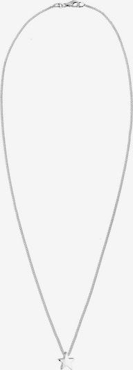 ELLI Ketting 'Sterne' in de kleur Zilver, Productweergave